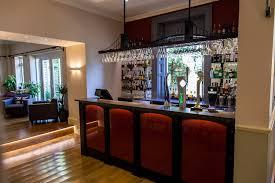 modern kitchen brigade food and drink orestone manor devon