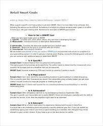 32 examples of smart goals