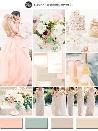wedding color schemes fascinating wedding color schemes 1000 images about wedding color