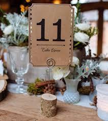 Wedding Table Number Holders Wedding Table Numbers U0026 Table Number Holders U2013 The Wedding Of My
