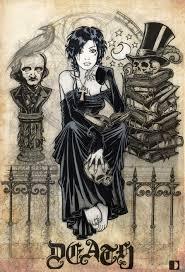 death sketch by spundman on deviantart