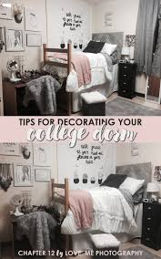 creative dorm room ideas to make your space feel more cozy www