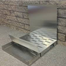 fireplace mantle heat deflector shield uk grate ashtray reflector integrated generates more for fireplace heat deflector