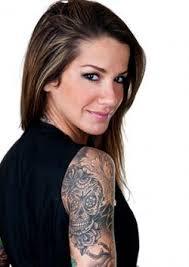 girly skull tattoos lovetoknow
