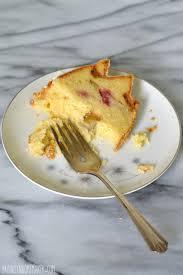 rhubarb pound cake bundt bundtbakers brooklyn homemaker