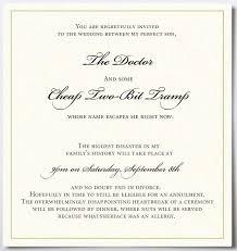 wedding invitations sayings 21 wedding invitation wording exles to make your own brides