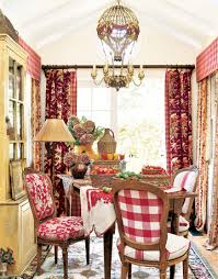 colorful room ideas country french mixing patterns and country