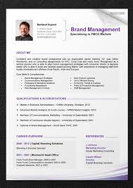 Cv Resume Format Cv Professional Education