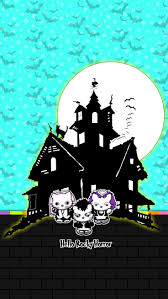 halloween messenger background the 522 best images about hello kitty on pinterest my melody