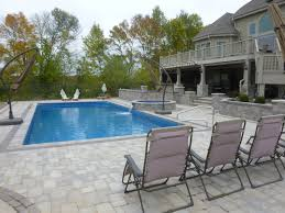 cool pool houses completed inground swimming pools u0026 landscaping