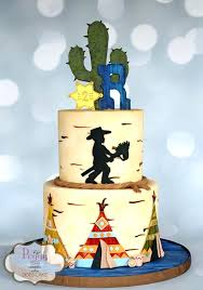 cowboy cake toppers cowboy birthday cake toppers cowboys edible topper or cupcake