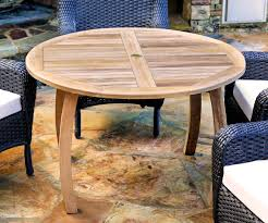 jakarta teak outdoor dining table tortuga outdoor