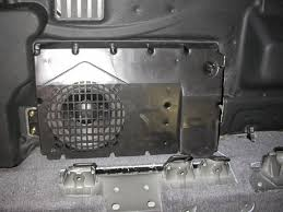 upgrade the subwoofer honda ridgeline owners club forums