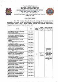 to bid invitation to bid avsegroup headquarters