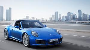 car porsche 2017 porsche 911 targa 4s still and now turbo la times