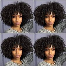 gray hair pieces for american african american wigs synthetic fiber lace front short afro kinky