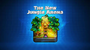 clash royale u0027 welcomes the jungle arena and dart goblin toucharcade