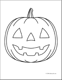jack lantern coloring pages getcoloringpages