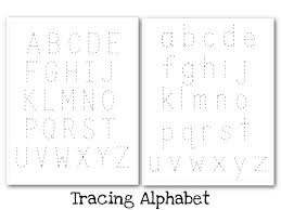 manuscript uppercase and lowercase tracing guide nuttin u0027 but