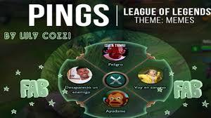 Memes De Lol - league of legends pings memes tutorial youtube