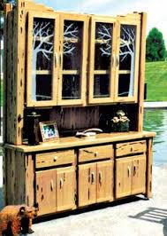 Solid Wood Buffet And Hutch Handcrafted Solid Wood Custom Dining Room Buffet Table And Hutch
