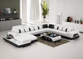 Leather Living Room Furniture Connie Sectional Sofa Leather Living Room Furniture Fancy