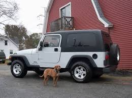 2006 tj jeep wrangler 2006 jeep wrangler for sale carsforsale com