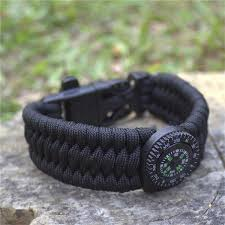 paracord survival whistle bracelet images Paracord compass survival bracelet elite survivor jpg