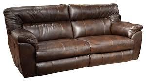 Nolan Reclining Sofa Catnapper Nolan Wide Reclining Sofa