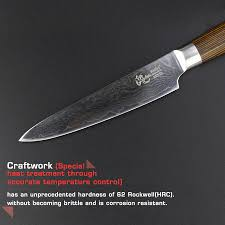 vg10 kitchen knives aliexpress com buy haoye brand 5 inch utility knife japanese