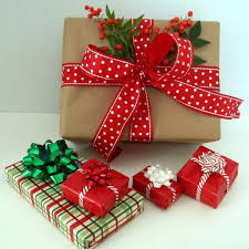 christmas wrapping bow christmas gift wrap ideas best home design ideas