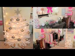 decorating for christmas makeup room u0026 office youtube