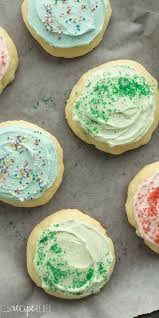 grandma u0027s sour cream sugar cookies recipe