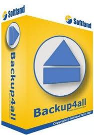 رنامج عمل نسخة احتياطية لكل ملفات النظام Portable Backup4all 4.6 Build 253