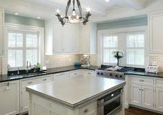 small kitchen love paint color silver sage restoration hardware