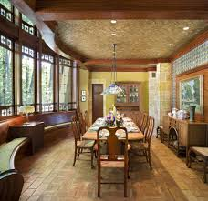 Banquette Seating Dining Room by Curved Bench Seating Dining Room Traditional With Banquette