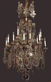 Bacarat Chandelier Antiques Com Classifieds Antiques Antique Lamps And Lighting