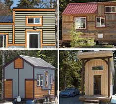 Living Big In A Tiny House by Tiny House Owners Are Grateful For Small Blessings And Big Scenery