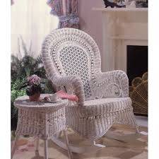 furniture attractive living room design ideas with wicker