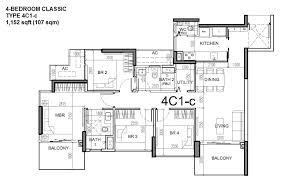 high park residences floor plan price site plan