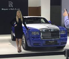 roll royce qatar qatar motor show 2015 youtube