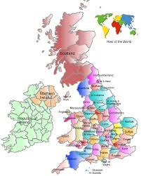 Derbyshire England Map by Carbootsrus Locations Locations Locations
