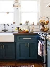 Best Dark Blue Kitchens Ideas On Pinterest Dark Blue Colour - Blue kitchen cabinets