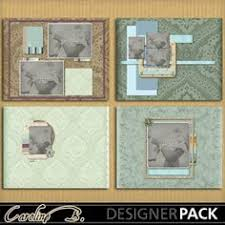 8x11 photo album digital scrapbooking kits 8x11 album 5 carolnb