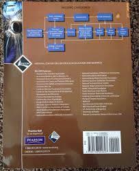 welding nccer contren learning series annotated teacher u0027s