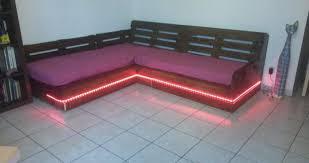 Diy Pallet Bench Instructions Sofa Shining Diy Sectional Sofa Table Fearsome Diy Sectional