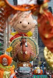 thanksgiving day tv football parades marathons brown