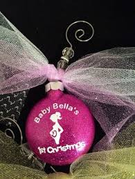 pregnancy ornament baby bump ornament by ittybittywedding on etsy