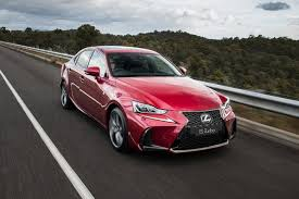 lexus reliability australia 2017 lexus is review