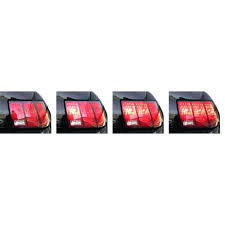 2004 mustang sequential lights mustang sequential led taillight kit with flasher 1996 2004